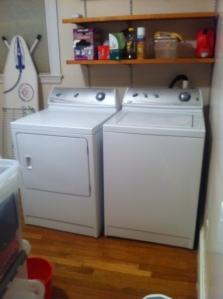 droger en wasmachine
